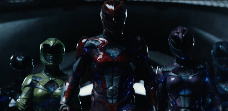 Power Rangers Is 'Bigger And Better In New Featurette And Clip