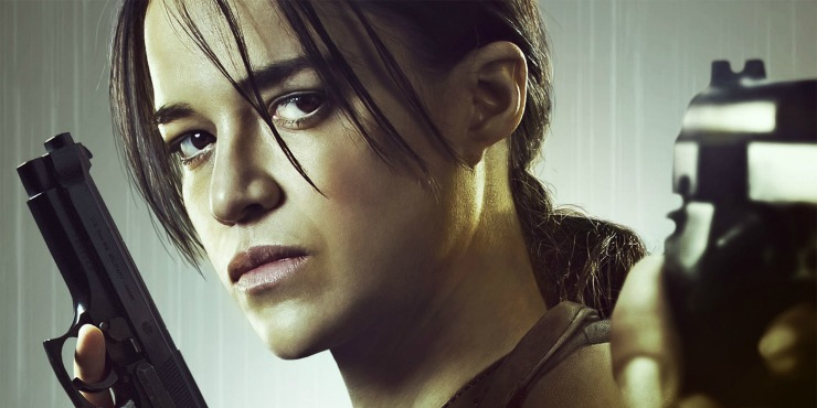 Win Tomboy Starring Michelle Rodriguez On DVD