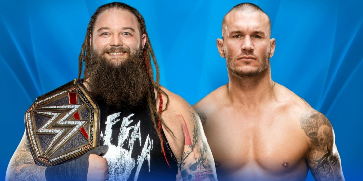 Wrestlemania 33 Match Preview: Bray Wyatt VS Randy Orton For The WWE Championship