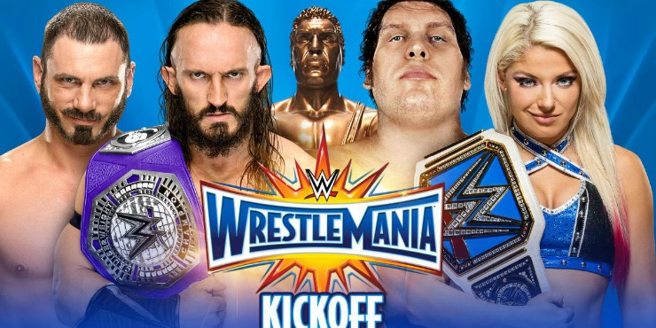 Wrestlemania 33 Pre-Show Preview