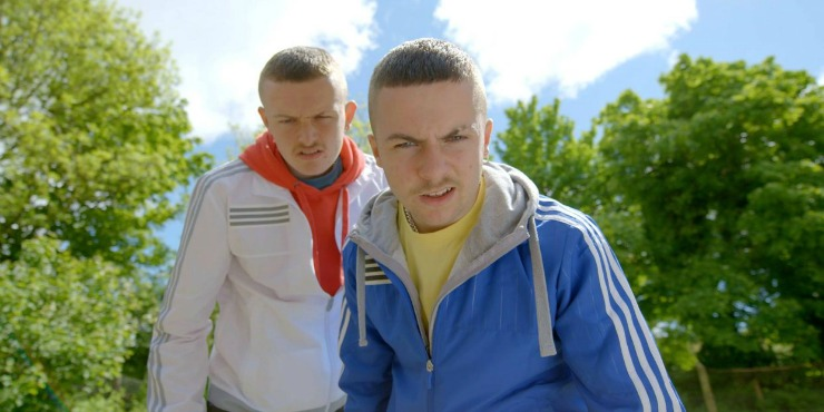 Win Irish Comedy The Young Offenders On DVD