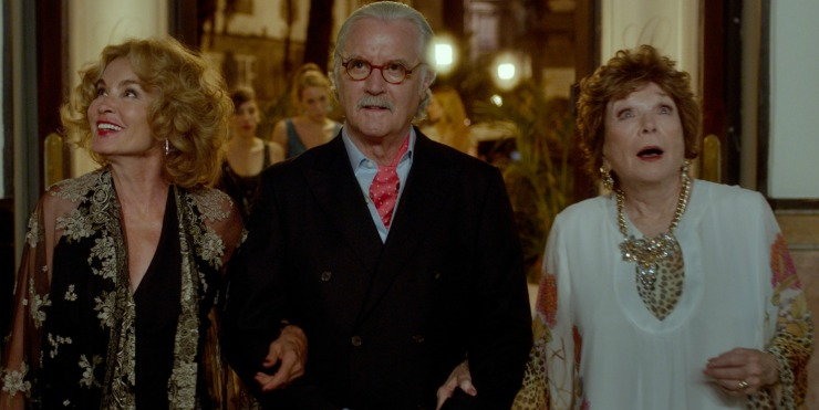 Win Wild Oats On DVD Starring Billy Connolly, Shirley MacLaine, Jessica Lange