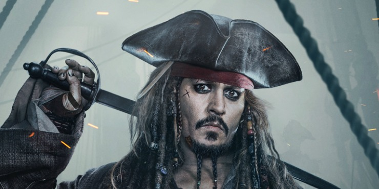 Aye Ere! Pirates Of The Caribbean: Salazar's Revenge Posters Land Online