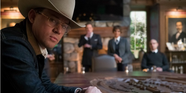 New Images  For Kingsman: The Golden Circle (Quick Peek Too!)