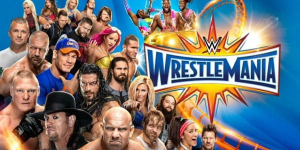 Wrestlemania 33: Remaining Match Card Preview