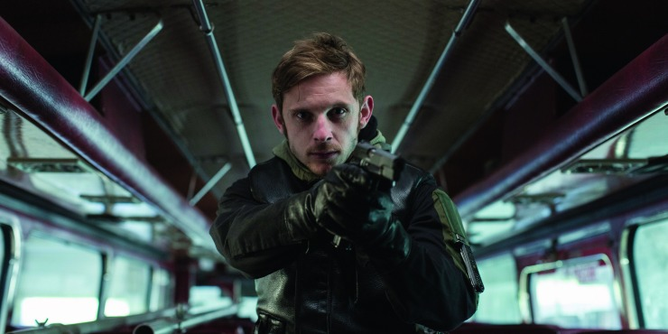 Watch SAS Thriller 6 Days Trailer Starring Jamie Bell