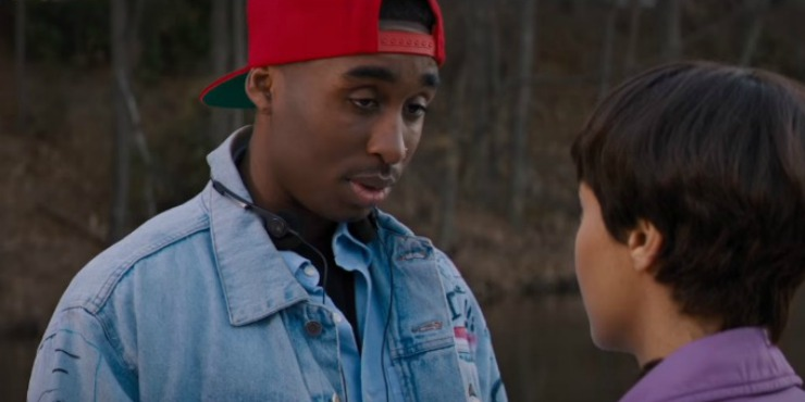 Things get 'Poetic' In New Clip From All Eyez On Me