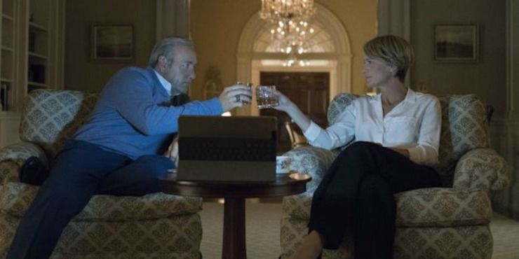 It's A 'One Nation Underwood' In House Of Cards Season Five Trailer