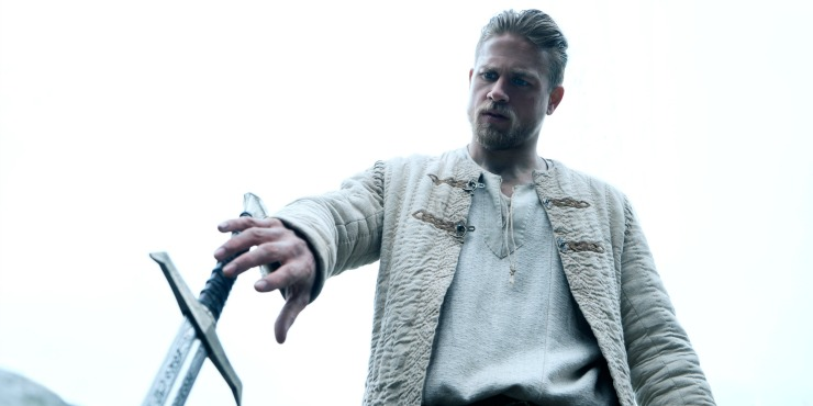 Final King Arthur: Legend Of The Sword UK Trailer Get Prophetic