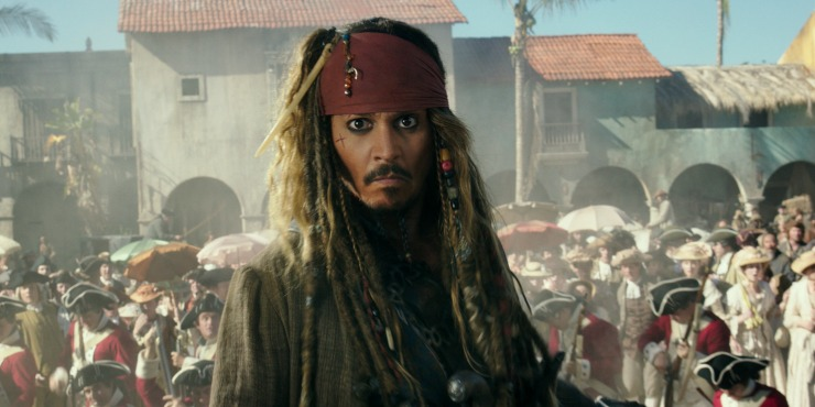Film Review: Pirates of the Caribbean: Salazar's Revenge (2017)