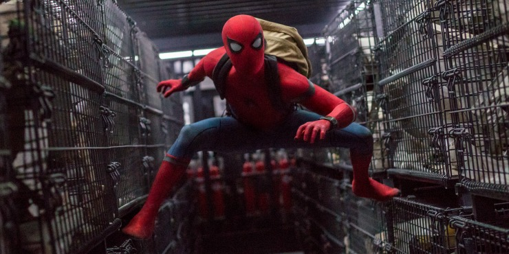 New Spider-Man:Homecoming Trailer Peter Parker Wants To Be A Man