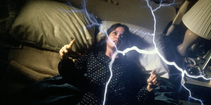 Win Supernatural Chiller The Entity On Blu-ray