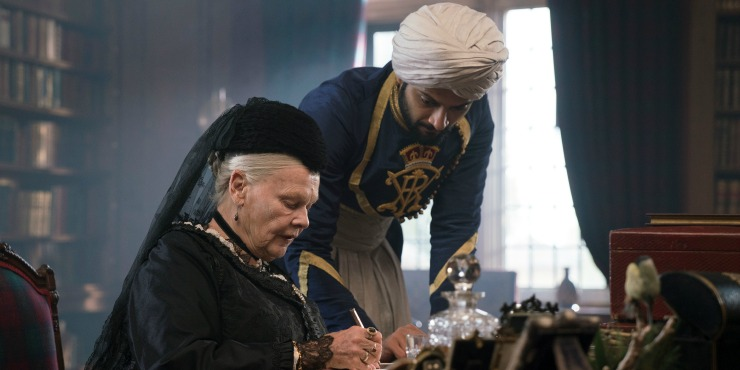 Film Review – Victoria And  Abdul (2017)