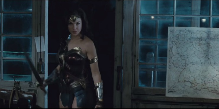 Final Wonder Woman UK Trailer, Mankind Don't Deserve Diana