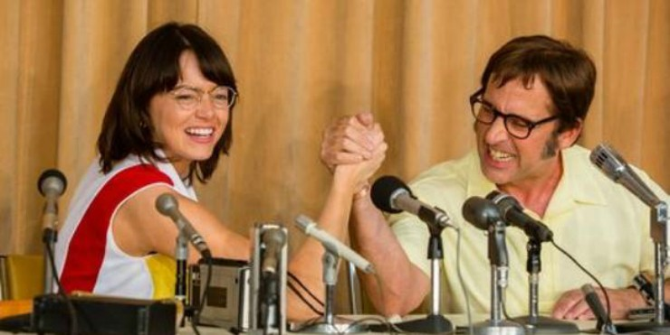 Deuce! Battle Of The Sexes To Get BFI London Film Festival Premiere