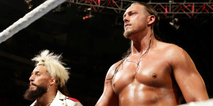 Will The Enzo Amore & Big Cass Feud Pay-Off?