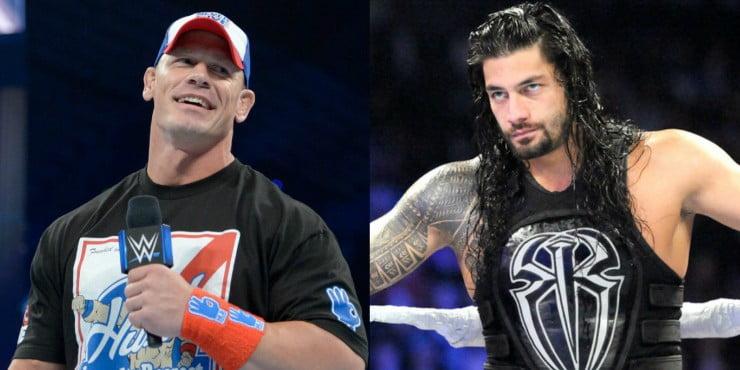John Cena VS Roman Reigns At Summerslam?