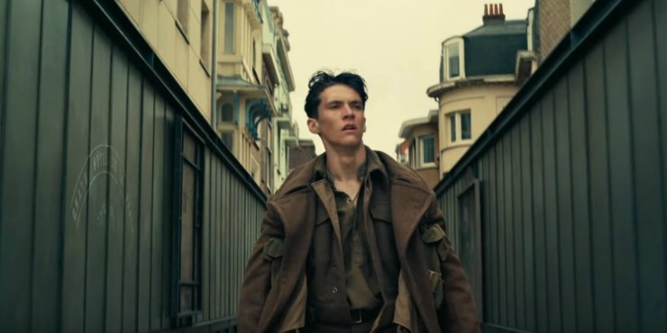 Watch New UK TV Spot For Christopher Nolan's DUNKIRK