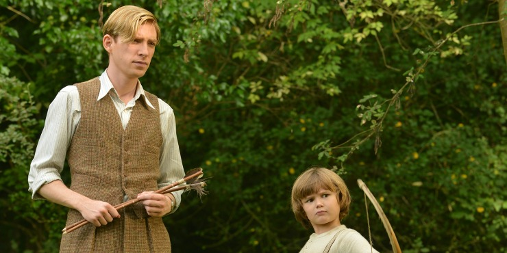 Goodbye Christopher Robin Trailer Pays Tribute To Winnie The Pooh Creator