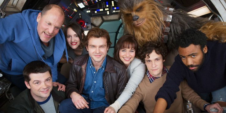 Phil Lord And Chris Miller Loose Han Solo Movie For Been 'Too Comedic'