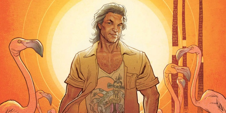 Big Trouble In Little China To Get Sequel…As a comic