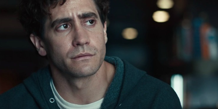 Emotions Flow For Jake Gyllenhaal In Stronger UK Trailer