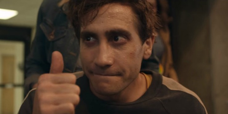 Jake Gyllenhaal Tries To Heal In Stronger First Trailer