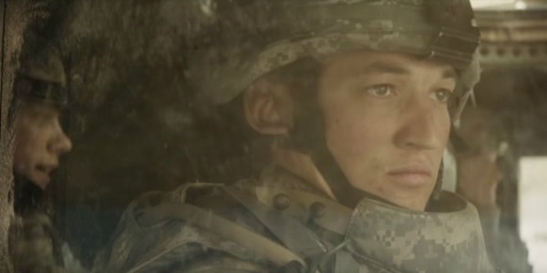 In Thank You For Your Service Trailer Miles Tellers Struggles With Civvy Life