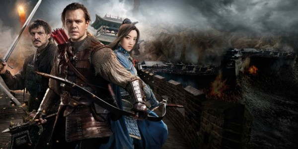 Win The Great Wall Starring Matt Damon On DVD