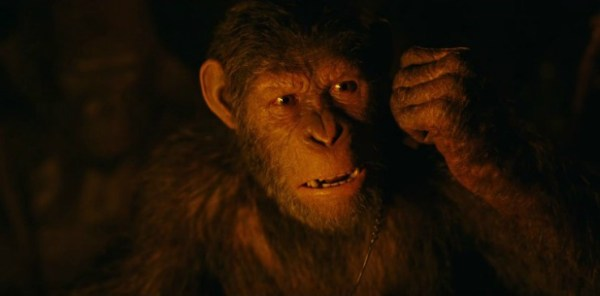 Legend Is Born In Final War For The Planet Of The Apes UK Trailer