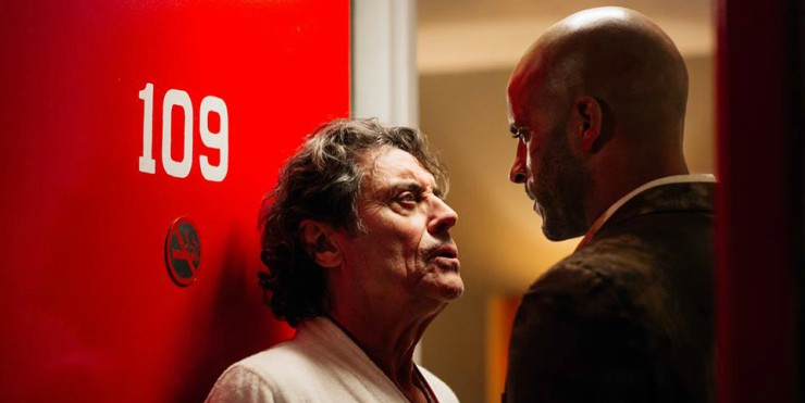 Win American Gods Season One On DVD