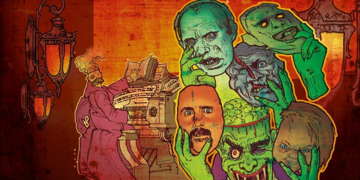 Horror Channel Frightfest Unveil 2017 Artwork