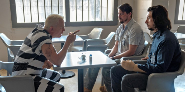New Logan Lucky UK Trailer Daniel Craig Isn't 'Shakened Nor Stirred'