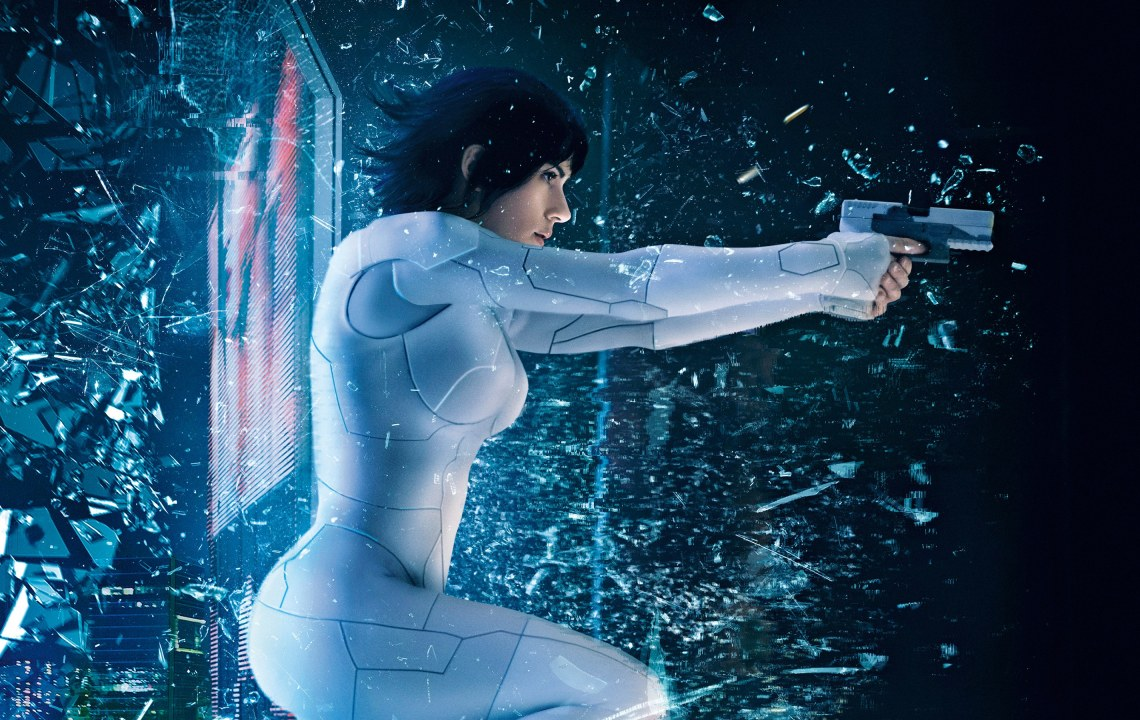 Digital Review – Ghost In The Shell (2017)