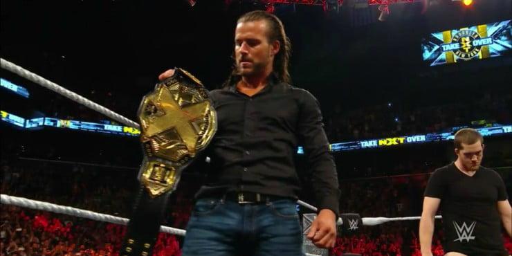 NXT: WWE's Crown Jewel