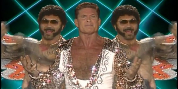 Go 'Inferno' With The 'Hoff In Guardians Of The Galaxy Volume 2 Funny Music Promo
