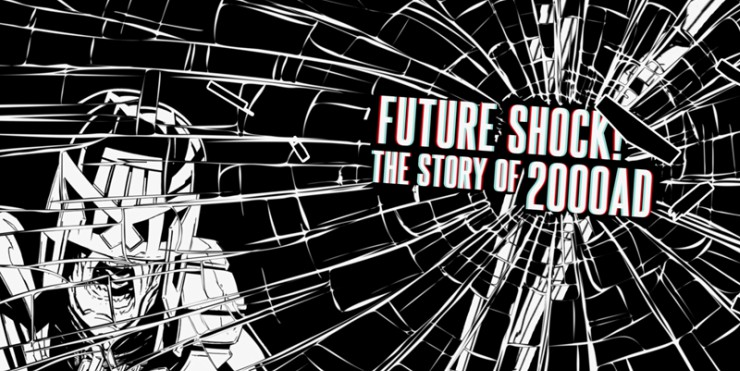 Blu-Ray Review – Future Shock! The Story of 2000 AD