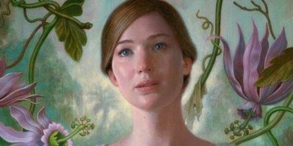 Jennifer Lawrence Not Alone In Mother! Teaser Trailer