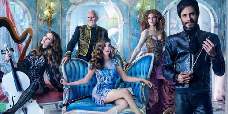 Amazon Prime Review – Mozart in the Jungle: Season 1-2-3  (2014-2015-2016)