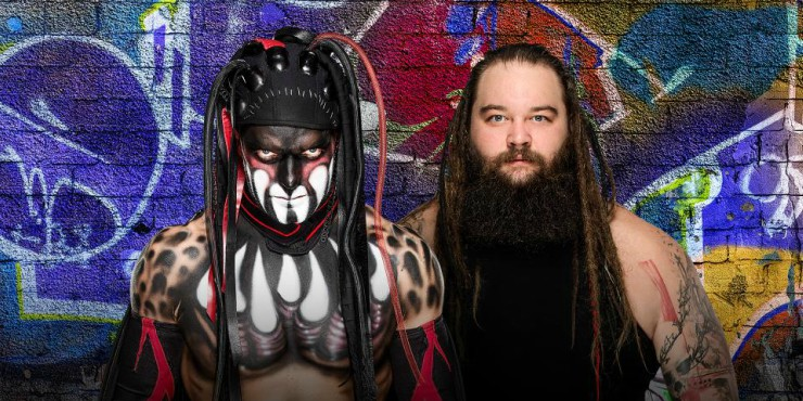 WWE Summerslam 2017 Preview: Finn Balor VS Bray Wyatt