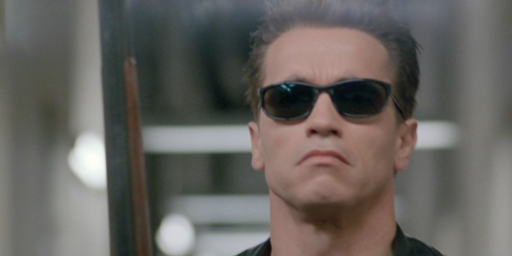 Hasta La Vista Arnold Schwarzenegger Back For Terminator 6