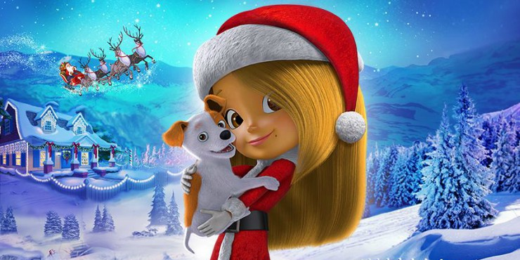 Ho Ho Ho! First Trailer For All I Want For Christmas Mariah Carey Animation