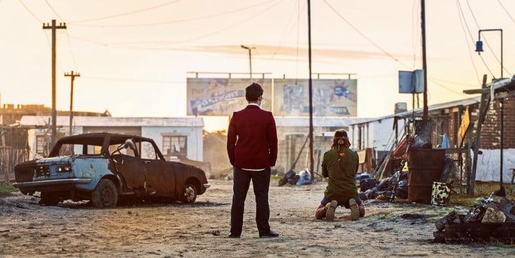 Apocalypse Now Now: It's a Live Wire