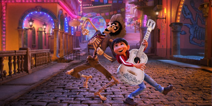 Escape The Land Of The Dead In New 'Coco' UK Trailer