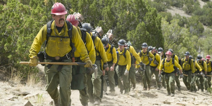 In New Only The Brave Clips 'Never Forget Your Chin strap'