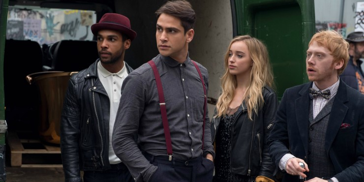 BT Grab The UK Rights For Snatch TV Series