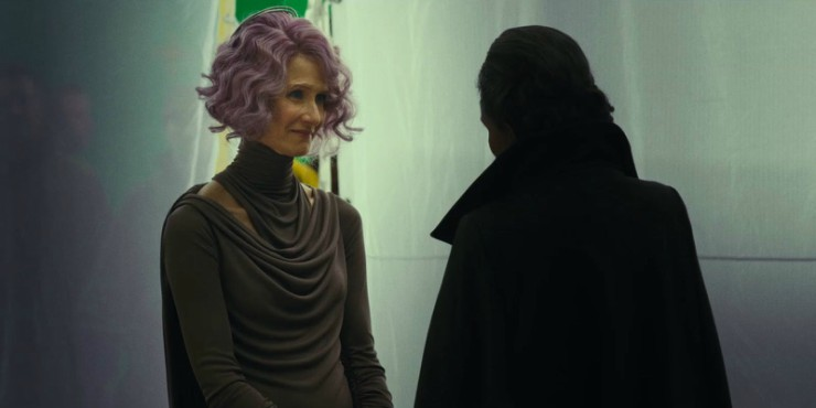 New Star Wars: The Last Jedi Image Look At Laura Dern