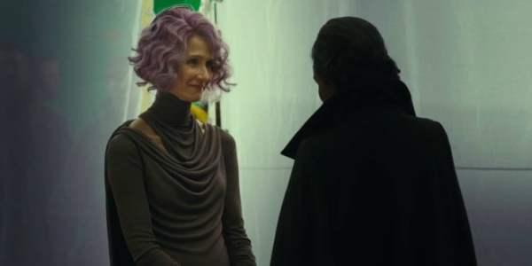 New Star Wars: The Last Jedi Image Look At Laura Dern