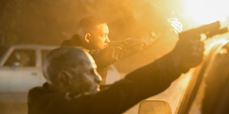 New Netflix Bright Trailer Reveals Bad Boys Goes Lord Of The Rings