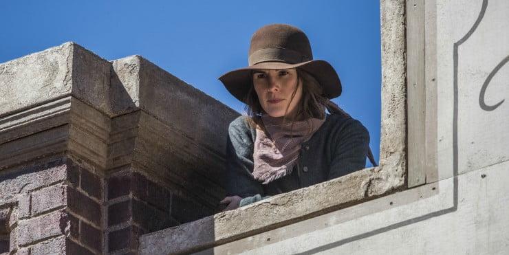 Netflix's Godless New Trailer It's A 'No Man's Land', It's A Womens
